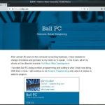 Ball PC